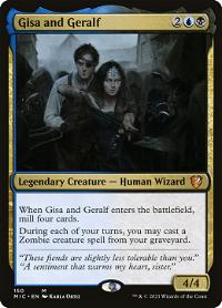 Gisa and Geralf image