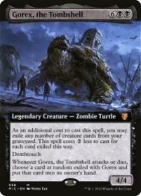 Gorex, the Tombshell image