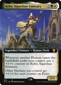 Kyler, Sigardian Emissary image