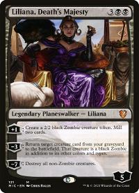Liliana, Death's Majesty image