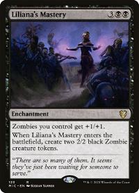 Liliana's Mastery image