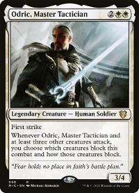 Odric, Master Tactician image