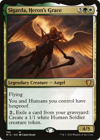 Sigarda, Heron's Grace image