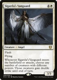 Sigarda's Vanguard image
