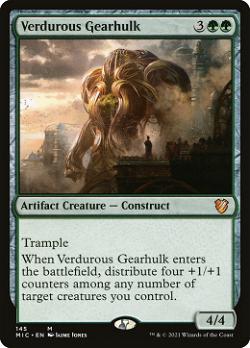 Verdurous Gearhulk image