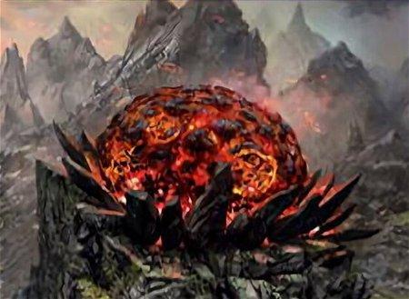 Smoldering Egg // Ashmouth Dragon