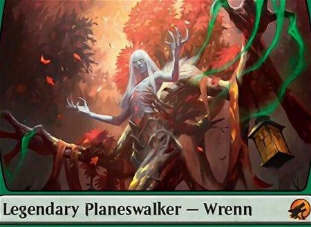 Wrenn and Seven