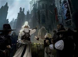 Chaplain of Alms // Chapel Shieldgeist image