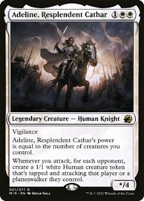 Adeline, Resplendent Cathar image