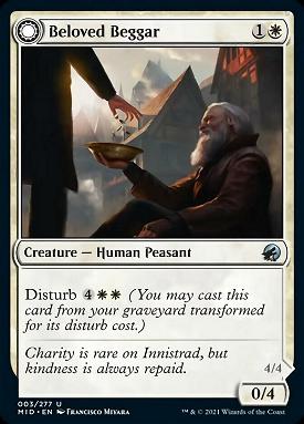 Beloved Beggar // Generous Soul image