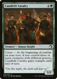 Candlelit Cavalry image