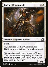 Cathar Commando image