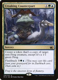 Croaking Counterpart image
