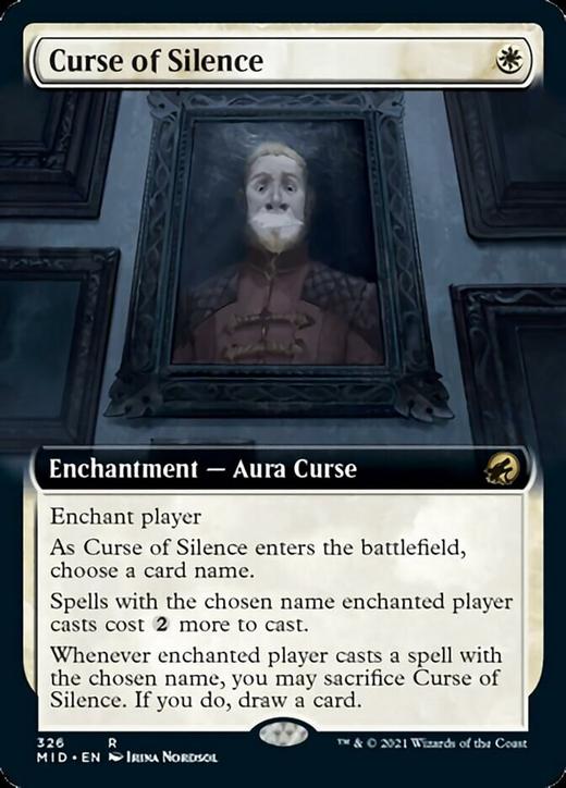 Curse of Silence image