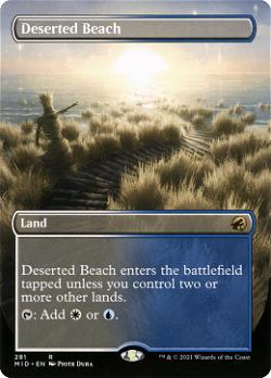 Deserted Beach image
