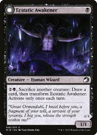 Ecstatic Awakener // Awoken Demon image