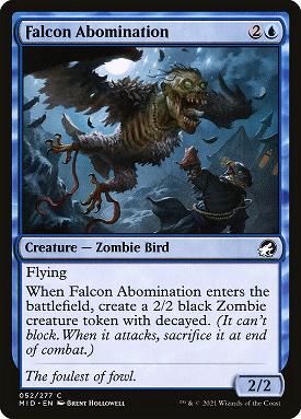Falcon Abomination image
