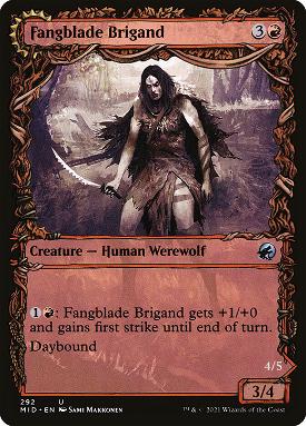 Fangblade Brigand // Fangblade Eviscerator image