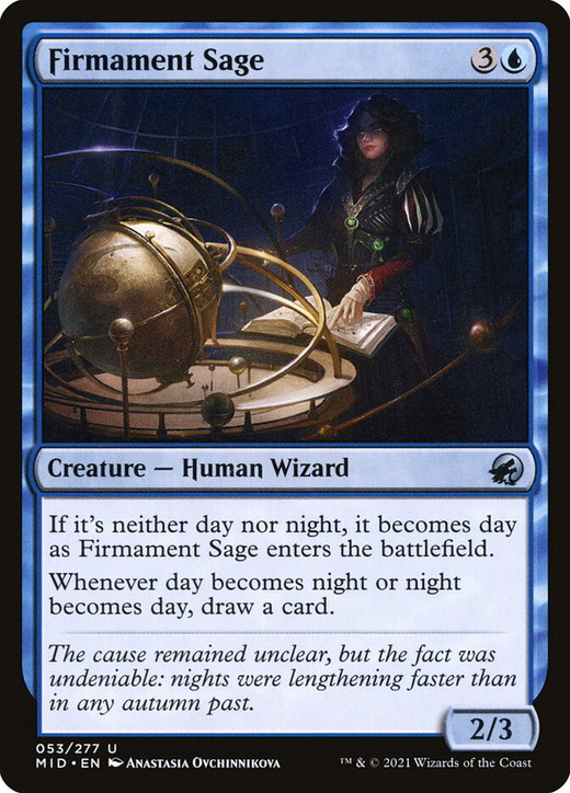 Firmament Sage image