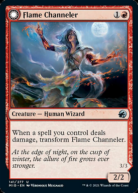 Flame Channeler // Embodiment of Flame image