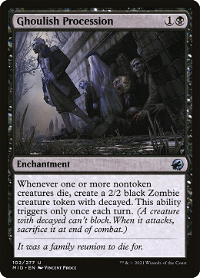 Ghoulish Procession image