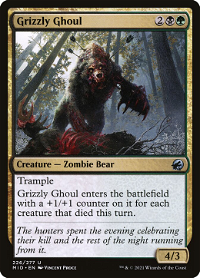Grizzly Ghoul image