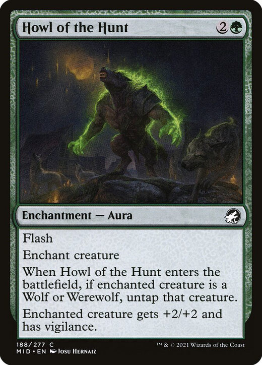 Howl of the Hunt image