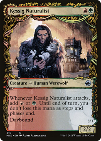 Kessig Naturalist // Lord of the Ulvenwald image