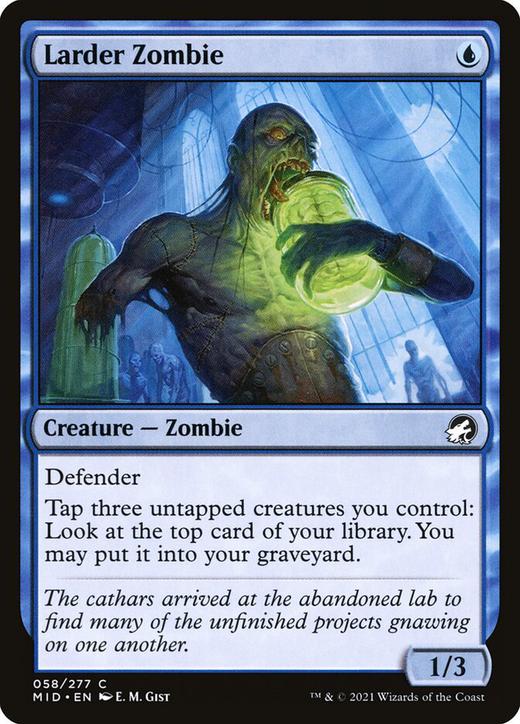 Larder Zombie image