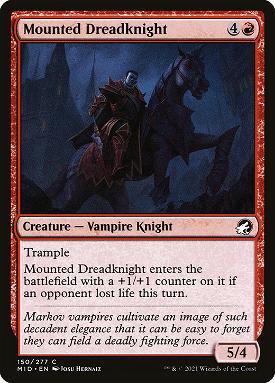 Mounted Dreadknight image