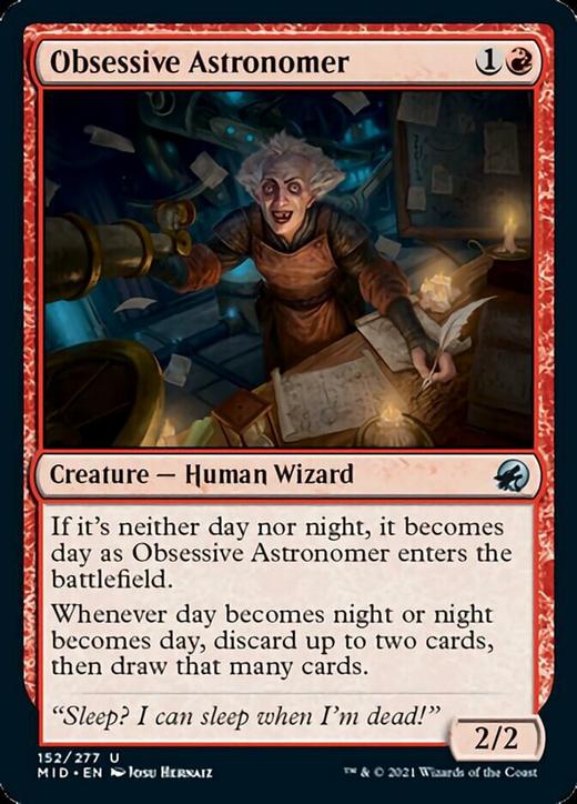 Obsessive Astronomer image