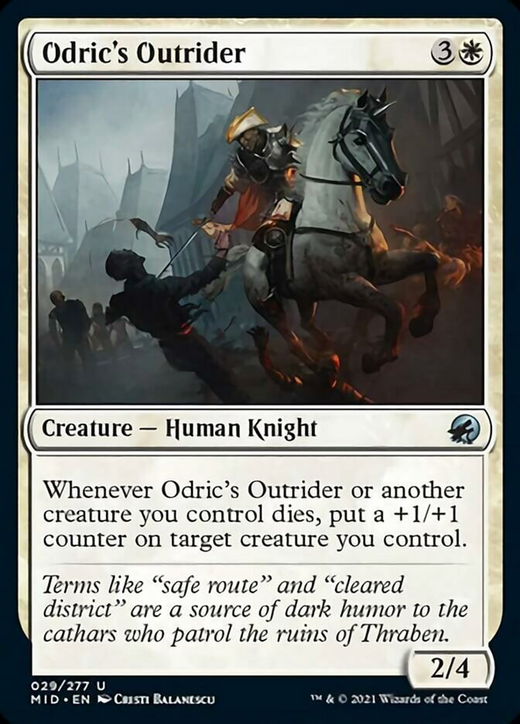 Odric's Outrider image