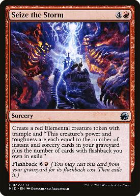 Seize the Storm image