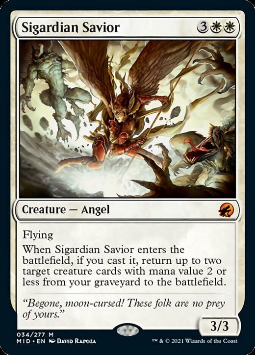 Sigardian Savior image