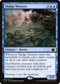 Sludge Monster image