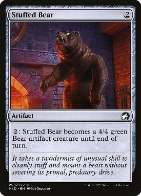 Stuffed Bear image