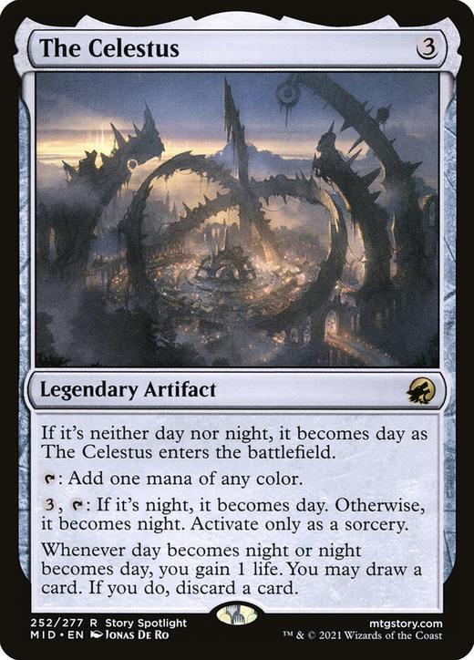 The Celestus image