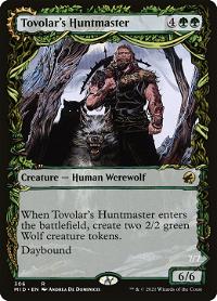 Tovolar's Huntmaster // Tovolar's Packleader image