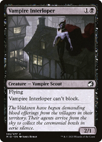 Vampire Interloper image