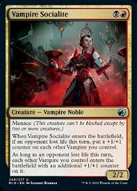 Vampire Socialite image