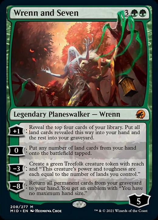 Wrenn and Seven image