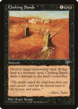 Choking Sands image