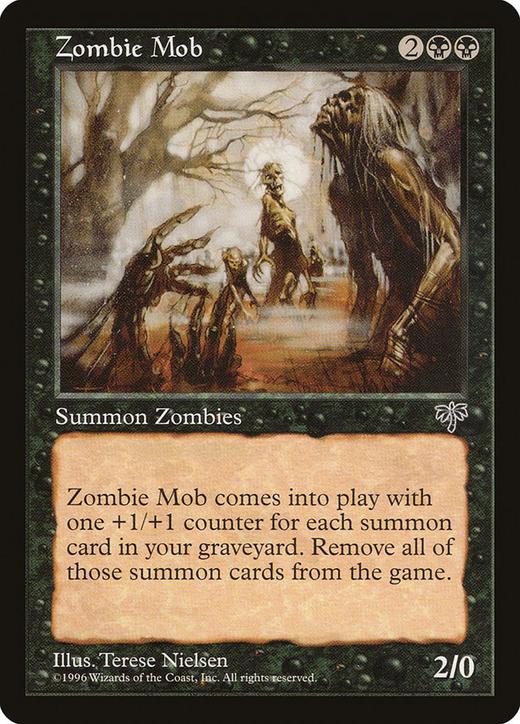 Zombie Mob image
