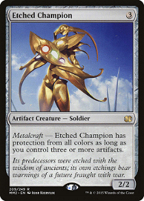 Etched Champion