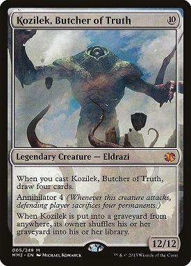Kozilek, Butcher of Truth image