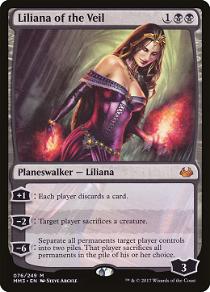 Liliana of the Veil image