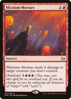 Mizzium Mortars image