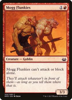 Mogg Flunkies image