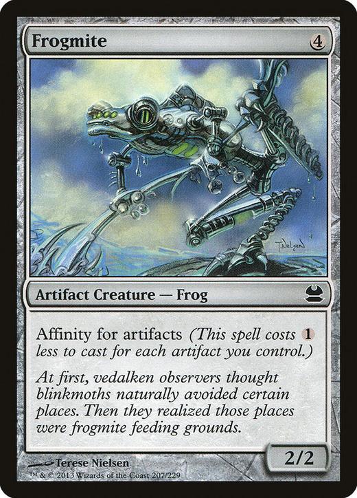 Frogmite image