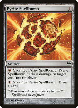 Pyrite Spellbomb image